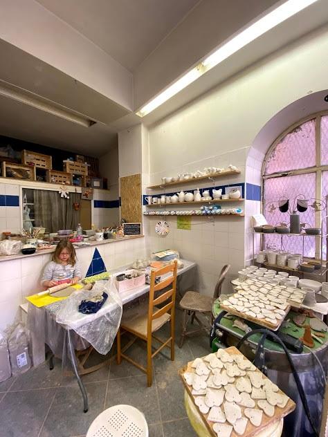 atelier de poterie à Nice